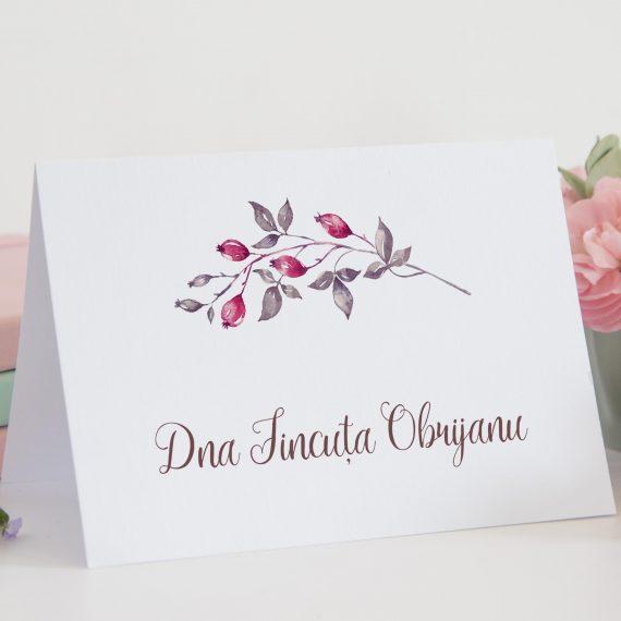 Place Card  Simplicity